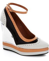 ModCloth Top Of Your Glass Heel - Lyst