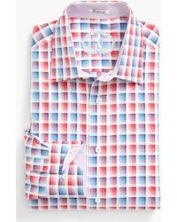 Bugatchi Shaped Fit Sport Shirt - Lyst