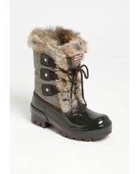 Hunter Cathie Boot - Lyst