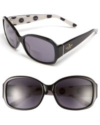 Kate Spade 'Leatrice' 58Mm Bifocal Reading Sunglasses - Lyst