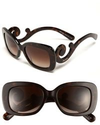 Prada Baroque Sunglasses - Lyst