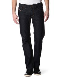 Diesel Larkee 08Z8 Regular-Fit Straight Jeans - For Men - Lyst