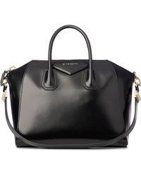 Givenchy Antigona Medium Smooth-Leather Tote - For Women - Lyst