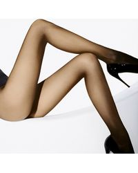 Wolford Individual 10 Tights - Lyst