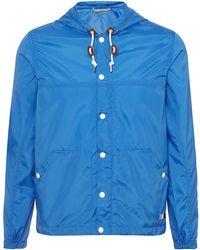 Thom Grey   Windbreaker Jacket   Lyst