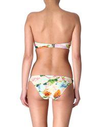 Zimmermann Brightside Underwired Bikini - Lyst
