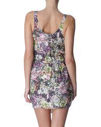 Zimmermann Printed Dress - Lyst