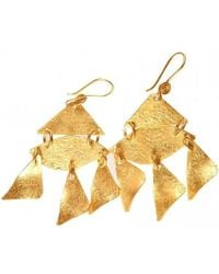 Chic Jewel Couture Iberia Earrings - Lyst