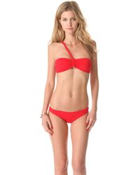 Chloé - Braided Strap Bikini - Lyst