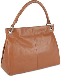 DKNY Crosby Leather Shoulder Bag - Lyst