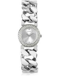 Guess - Jazz Womens Quartz Watch - Lyst