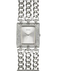 Guess - Triple Chain Watch - Lyst