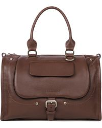 Longchamp - Balzane Bowling Bag - Lyst