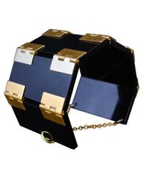 Zelia Horsley Jewellery Block Roll Bracelet - Lyst