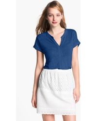 Lucky Brand April Top - Lyst