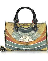 Gattinoni | Planetarium - Medium Multicolor Satchel Bag | Lyst