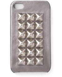 Jagger Edge - The Montana Studded Iphone Cover - Lyst