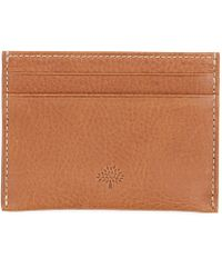 Mulberry Credit Card Slip - Lyst