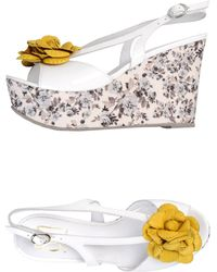 Sgn Giancarlo Paoli Wedges - Lyst