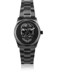 Zadig & Voltaire - Tdm 36 - Black Stainless Steel Watch - Lyst