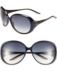 Dior Cocotte 63mm Oversized Sunglasses - Lyst