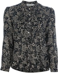 Etoile Isabel Marant Stacey Printed Blouse - Lyst