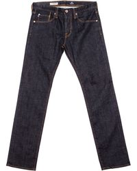 AG Adriano Goldschmied The Matchbox - Slim Straight Jeans - Lyst