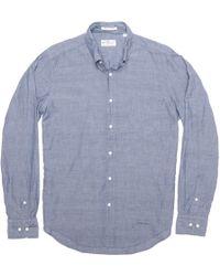 Gant Rugger Selvage Madras Shirt - Lyst
