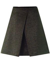 Giles Iridescent Glitter Aline Skirt - Lyst