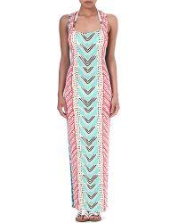 Mara Hoffman Luau Beach Dress - Lyst