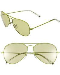 MICHAEL Michael Kors Rachel 58mm Sunglasses - Lyst
