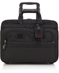 Tumi Deluxe Wheeled Laptop Case - Lyst