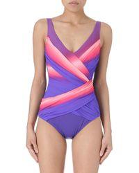 Gottex Rainbow Goddess Swimsuit - Lyst