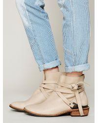 Matisse - Blazer Wrap Ankle Boot - Lyst