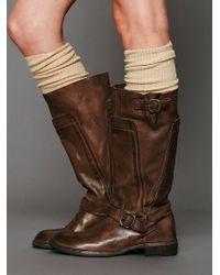 Officine Creative Sutton Zip Mid Boot - Lyst