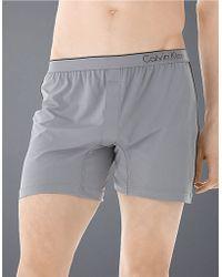 Calvin Klein Cotton Stretch Boxer Briefs - Lyst