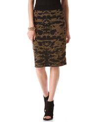 Dagmar - Santina Pencil Skirt - Lyst