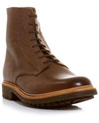 Grenson Hadley Boots - Lyst