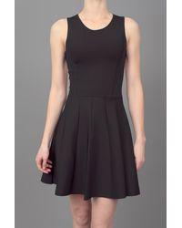 Parker Flare Dress - Lyst
