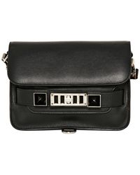 Proenza Schouler Ps11 Mini Classic Smooth Leather Bag - Lyst