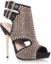 Carvela Kurt Geiger Gyrate Stud-embellished Sandals - Lyst