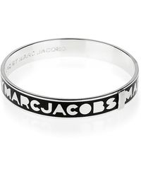 Marc By Marc Jacobs - Logo Bangle - Lyst
