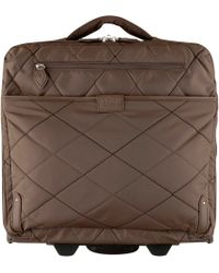 Radley Ivy 2wheel 17 Laptop Quilted Work Bag