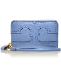 Tory Burch Amalie Smart Phone Wallet - Lyst