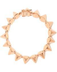 Eddie Borgo | Small Cone Bracelet | Lyst