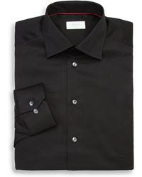 Eton of Sweden Slim-Fit Solid Dress Shirt - Lyst