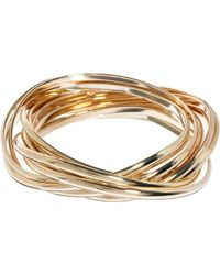 ASOS Collection Limited Edition Russian Stack Bangles - Lyst
