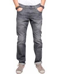 J Brand Jeans Tyler Perfect Slim gray - Lyst