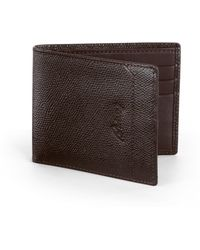 Brioni Classic Leather Wallet - Lyst