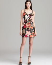 French Connection Dress Aloha Spring Sequin - Lyst